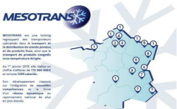 TRANSPORTS RENE MADRIAS - MESOTRANS